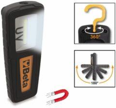 Beta Oplaadbare inspectie lamp met UV en wit licht ideaal voor het dedecteren van lekken 1838UV