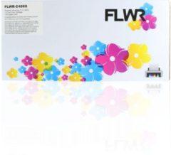 FLWR - Toner / CLT-C406S / Cyaan - Geschikt voor Samsung