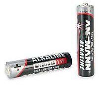 Ansmann Energy Ansmann Micro - Batterie 4 x AAA-Typ Alkalisch 5015553