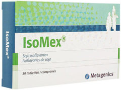 Isomex pot van Metagenics : 30 tabletten