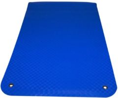Reha Fit Fitnessmat - Yogamat - 180 x 65 x 0,8 cm - Blauw