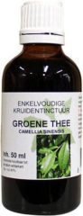 Natura Sanat Camellia sinensis / groene thee tinctuur 50 Milliliter