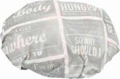 Merkloos / Sans marque Papier, Hamburgervel, 30x34cm - hamburger hip broodje festival themaparty festival