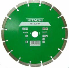Hitachi Accessoires Diamant Zaagblad 125X22,2X10Mm Type Universeel Laser