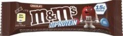 M&M'S M&M Hi Protein - eiwitreep - Chocolade (bruin) - 12 x 51g