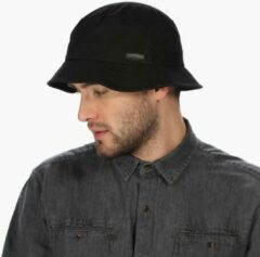 Regatta - Adult's Sampson Wax Hat - Muts - Mannen - Maat L/XL - Zwart