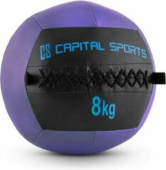 Capital_sports CAPITAL SPORTS Wallba Wall Ball Kunstleer , Geschikt voor oefeningen in Core Training, Functional Training en Cross-Training