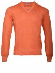 Oranje Sweater V-neck