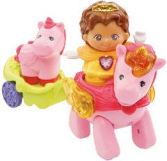 VTech Vrolijke Vriendjes Magisch Koninkrijk Prinses. Eenhoorn en Baby - Speelfiguren