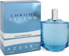 Chrome Legend by Azzaro 77 ml - Eau De Toilette Spray