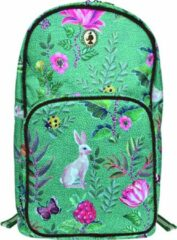 Blauwe PIP Studio Rugzak Backpack Forest Blue Back to school