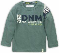 Groene Dirkje Baby T-shirt Maat 62