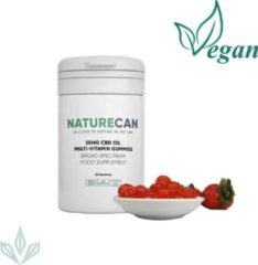 NatureCan CBD Multivitamine gummies