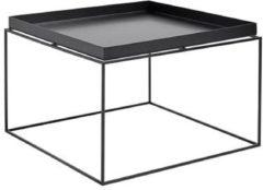 Hay - Tray Table 60 x 60 cm, kleur zwart
