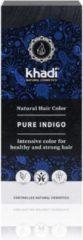 Khadi Haarkleur Pure Indigo (100g)