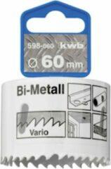 KWB Gatenzaag HSS Bi-metaal 598-020 - Ø 20 mm