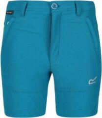 Regatta - Kids' Highton Shorts - Outdoorbroek - Kinderen - Maat 9-10 Jaar - Blauw