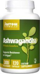Jarrow Formulas Ashwagandha KSM-66, 300 mg - 120 veggie caps