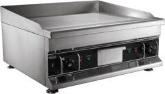 Grijze Horeca Elektrische Bakplaat 5kW 400V | Combisteel | 7455.1060