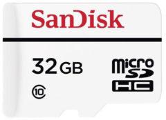 SANDISK SDSDQQ-032GG46A SCHEDA MICRO SD HC 32GB CLASSE 10 CON ADATTATORE SD WHITE GARANZIA ITALIA