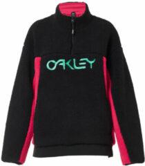 Zwarte OAKLEY Tnp Sherpa Fleece dames fleece