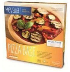 Mevalia Pizza Base aproteica 2 fondi di pizza 300g