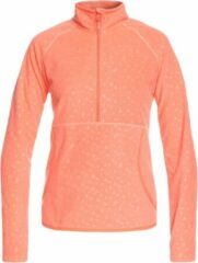 Koraalrode Roxy Cascade Dames Skipully - Living Coral - Maat M