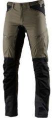 Lundhags - Makke Pant - Trekkingbroeken maat 48 - Regular, zwart/grijs