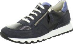 Paul Green Paul groen 4965 - Volwassenen Lage sneakersPopulaire damesschoenen - Kleur: Blauw - Maat: 40.5