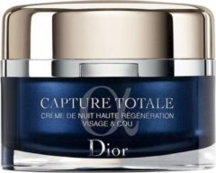 Dior Capture Totale Creme Nuit Haute Regeneration Nachtcrème - 60 ml
