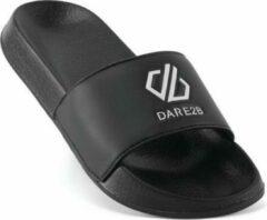 Dare 2b - Women's Arch Sliders - Sandalen - Vrouwen - Maat 37 - Zwart