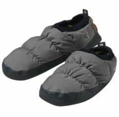 Nordisk - Hermod Down Shoe - Hutpantoffels maat L zwart/grijs