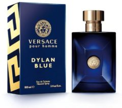 Versace Pour Homme Dylan Blue 100 ml - After Shave Lotion Men