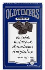 Oldtimers Mildzoute Hindelooper Ruitjesdrop (1 Doosje van 225 gr)