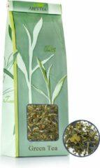 Abe's Tea | Groene Losse thee, Ik beloof je 100 gr. - Orchidee