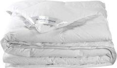 De Witte Lietaer Dream All Year dekbed - donsdeken - lits jumeaux - 240x220 cm - wit