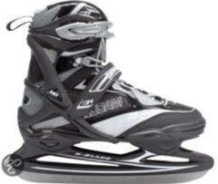 Grijze Nijdam 0108 Pro Line IJshockeyschaats - Maat 38 - Schaatsen - Unisex