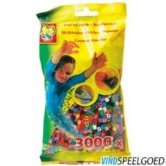 SES Creative 00771 kunst- & knutselset voor kinderen Kids' bead set 3000 stuk(s)