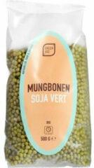 Groene Nutamo Mungbonen GreenAge - Zak 500 gram - Biologisch