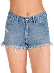 Blue Carhartt WIP Pitt Shorts