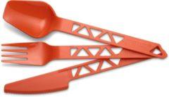 Primus - Lightweight TrailCutlery Tritan rood/oranje