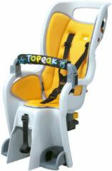 Zwarte Topeak Babyseat II fietszitje & bagagedrager (geschikt voor schijfremmen) - Kinderzitjes