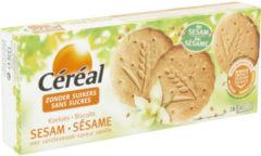Cereal Sesamkoekjes met Vanillesmaak 132 gr