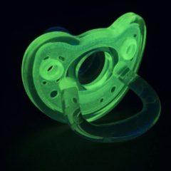 Transparante Joovy Fopspeen 0-7 mdn Kalmerend Night glow ( 2 Stuks )