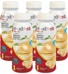 Modifast Intensive Drink Banaan 10-pack (10x 236ml)
