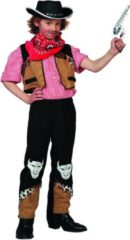 Partylook Cowboy kostuum buffalo voor kind