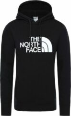 The North Face W HALF DOME Dames Hoodie Zwart Maat L