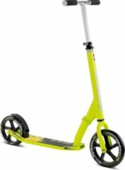 Blauwe Puky Scooter Vanaf 4 Jaar SpeedUs One Geel