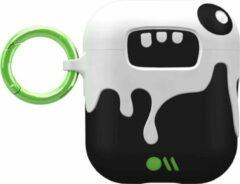 Groene Case-Mate CreaturePods voor AirPods - Ozzy