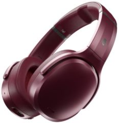 Skullcandy Crusher - Draadloze over-ear koptelefoon met Noise Cancelling - Rood